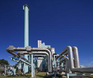 Industriekraftwerk Wählitz